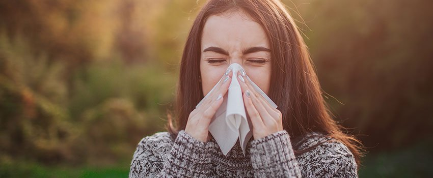 Am I Dealing With Fall Allergies?